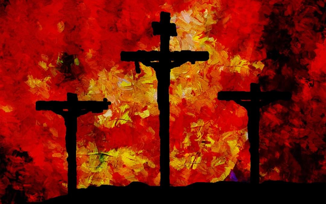 Shame, Joy, Cross, Crucifixion