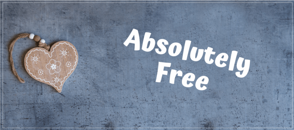 Absolutely Free: God's Way Of Modeling Love