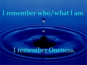I_remember_Oneness