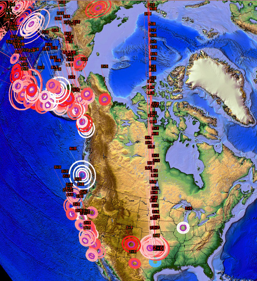 geologists report man made earthquakes on the rise june 17 2015