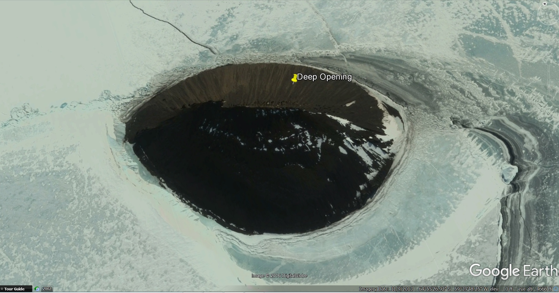 Atlantean Outposts In Antarctica Reveal New Surprises