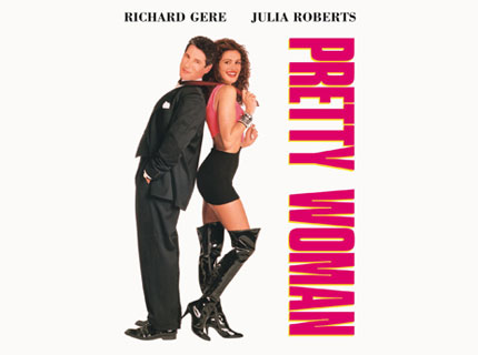 Pretty Woman outdoor screening – Saturday 19th August