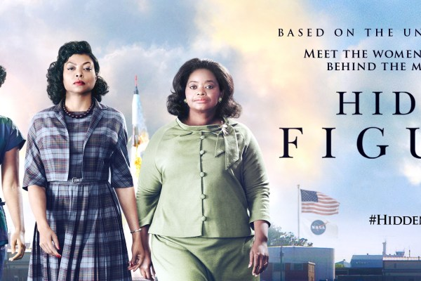 Hidden Figures – Friday 20th October