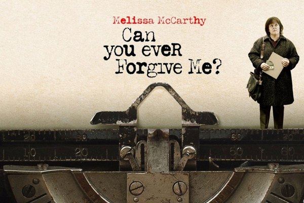 Friday 19th October – Can You ever Forgive me?