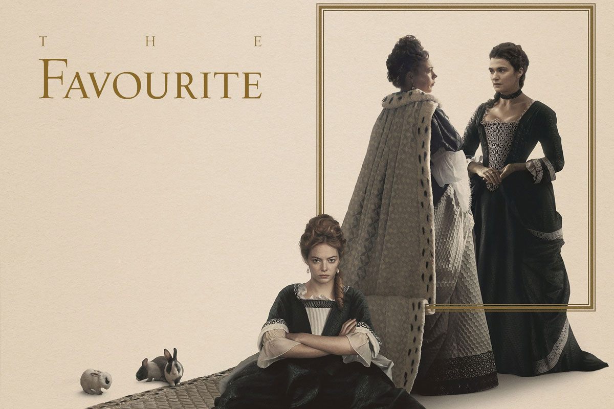 Friday 20th September – The Favourite