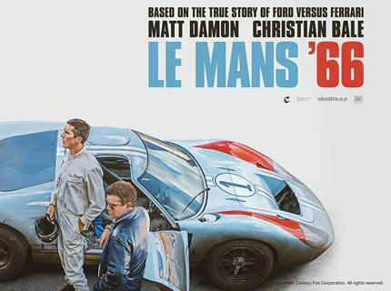 Friday 17th April – Le Mans 66