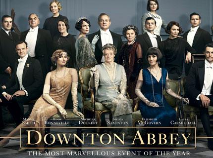Friday 21st February – Downton Abbey