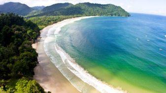 Las Cuevas Trinidad Beaches Caribbean