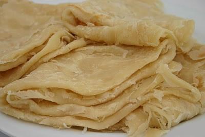 Trinidad Paratha Roti