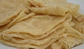 Buss up Shut / Trinidad Paratha Roti Recipe