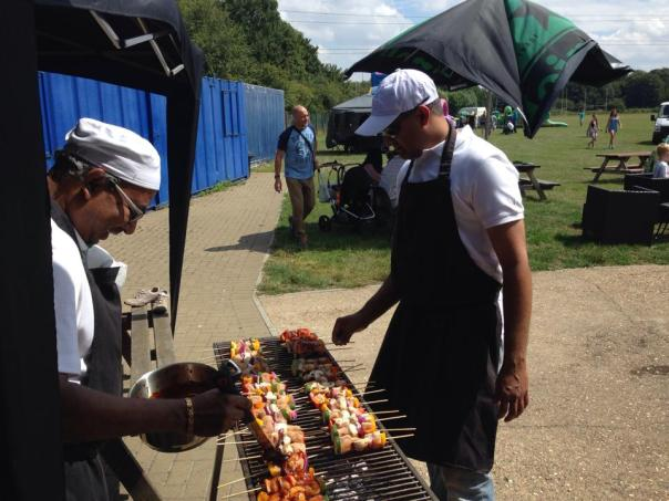 London Business BBQ Catering