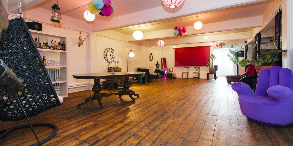 4th Floor Studios London Venue Hire