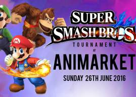 Trinigamers Super Smash Bros Tournament At Animarket.