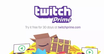 Twitch Prime Announced