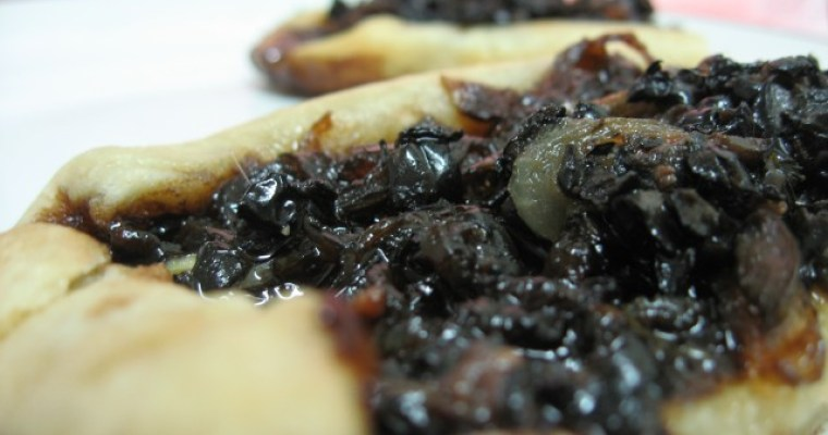 Hay Hay It's Donna Day #15 – Tarts: All-Inclusive / Caramelised Onion and Anchovy Tarts (recipe)