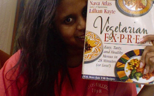 REVIEW: Vegetarian Express : Easy, Tasty, and Healthy Menus in 28 Minutes(or Less!)