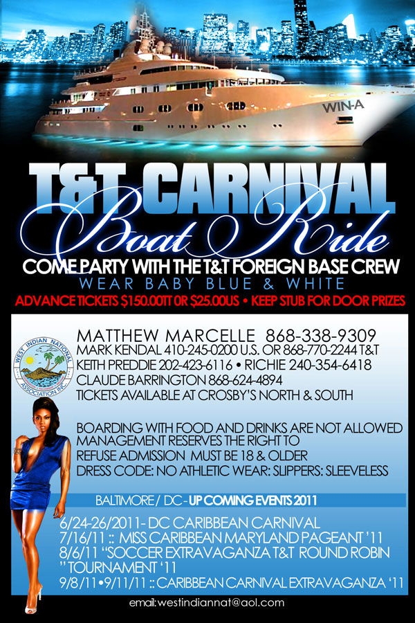 Carnival Wear What Party