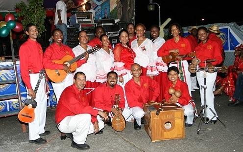 Trinidad Christmas Parang Music