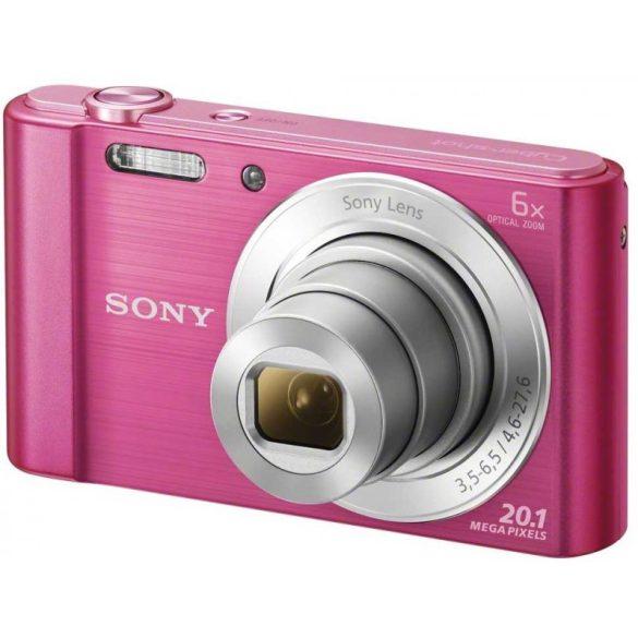 Sony DSC-W810/P digitális fényképező - Trinit Műszaki Áruház