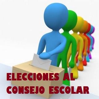 Resultado de imagen de elecciones a consejo escolar