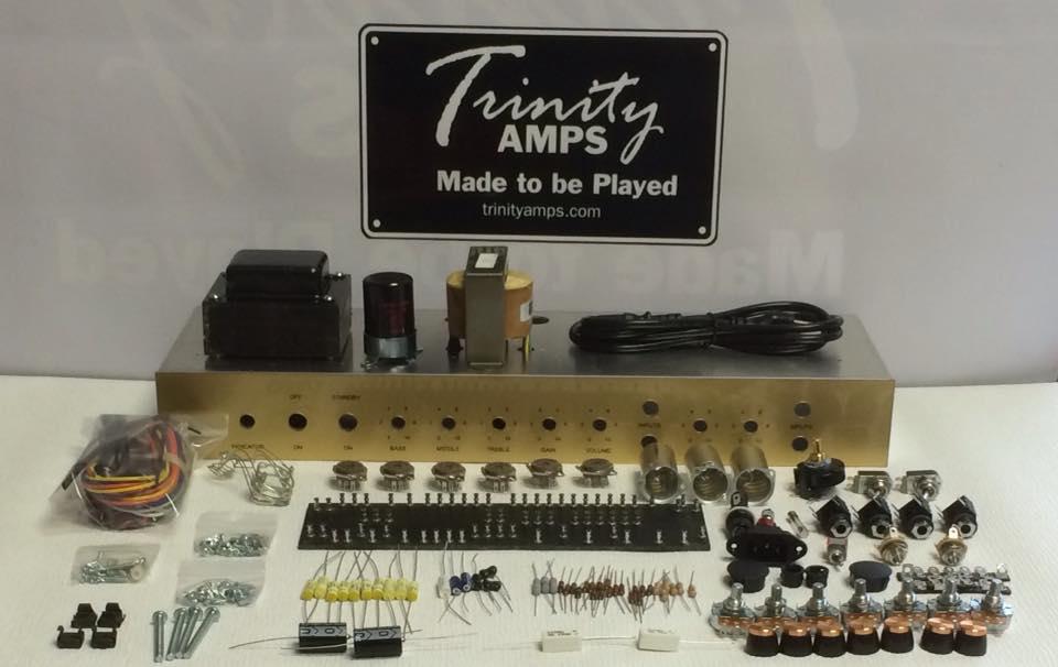 Trinity 18 Kit  Trinity Amps
