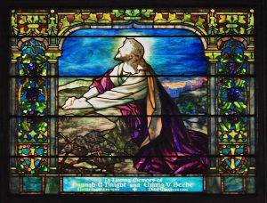 Jesus in the Garden of Gethsemane ...