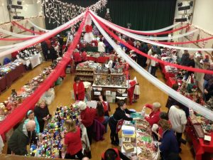 The bazaar is ready to go ...