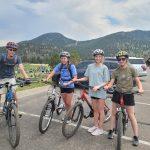 Biking at RYM