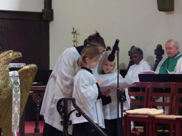 Instructional Eucharist speakers