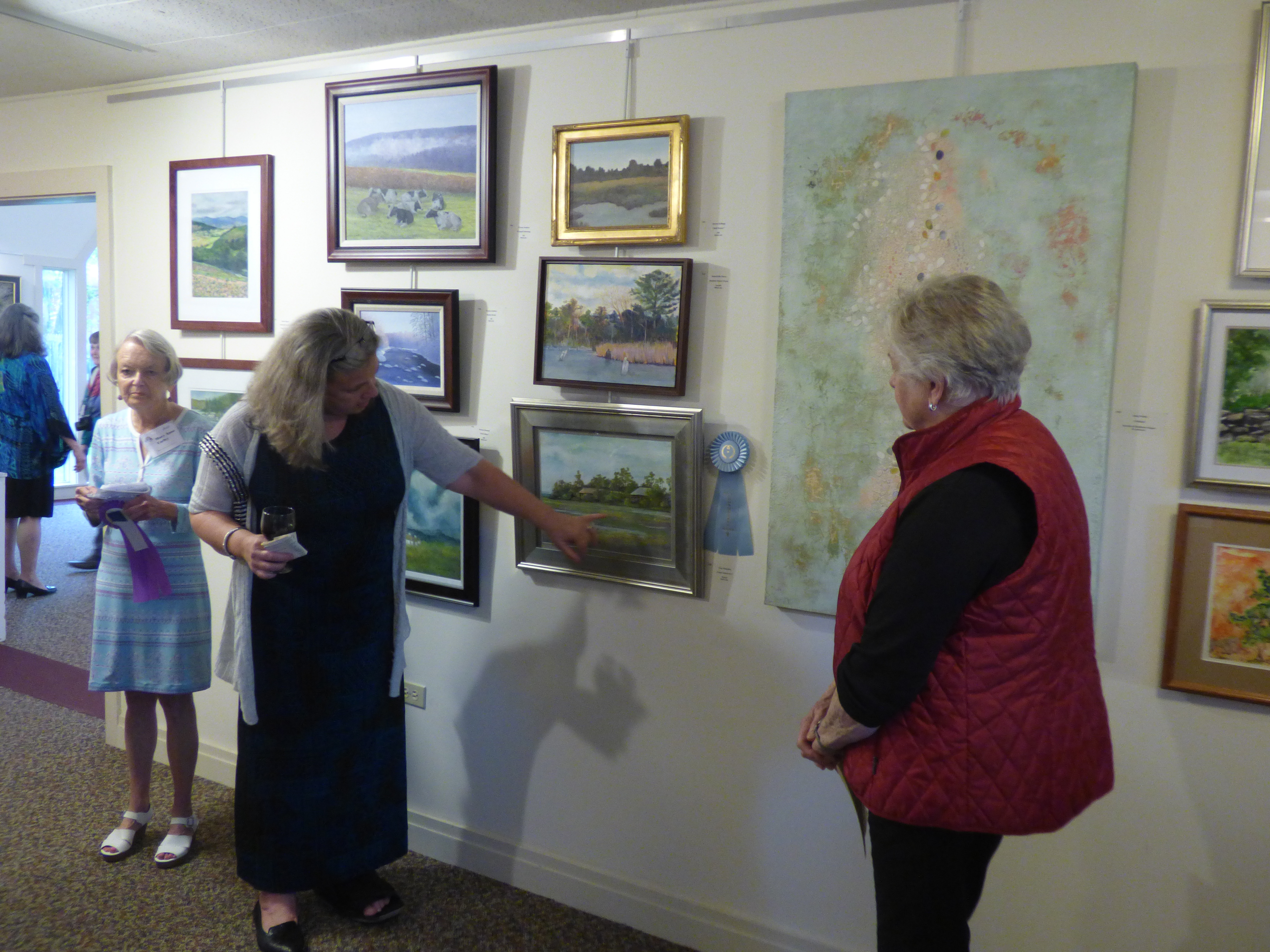 Art Show Opening Reception May 17