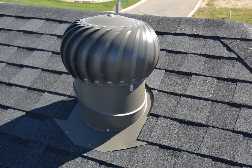 ridge vents vs turbine ventilation