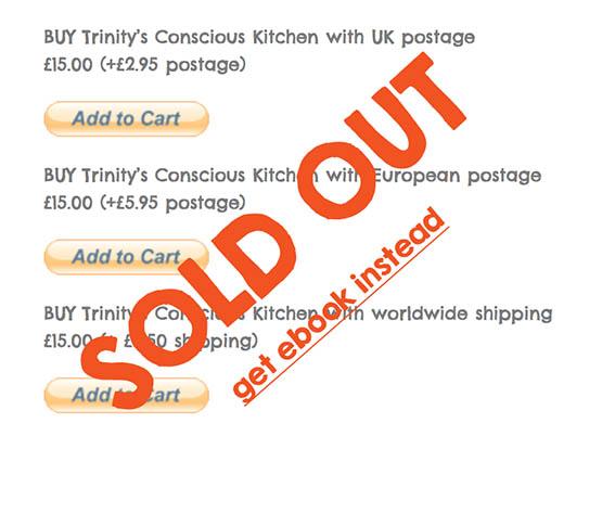 Trinity\'s Books – Trinity\'s Conscious Kitchen