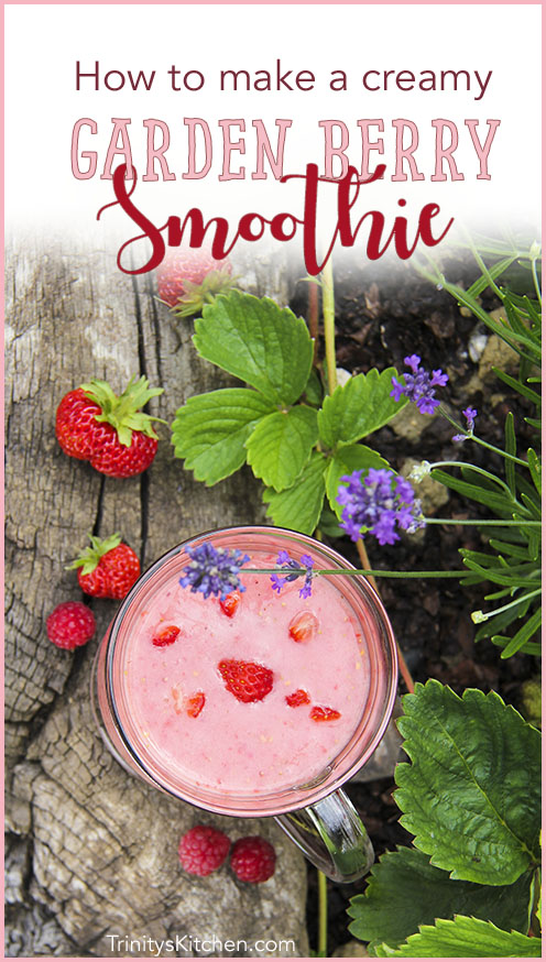 how to make a delicious smoothie