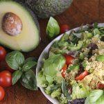 Quinoa Medley Salad sq