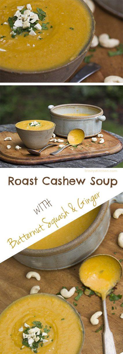 Roast Cashew Soup PIN