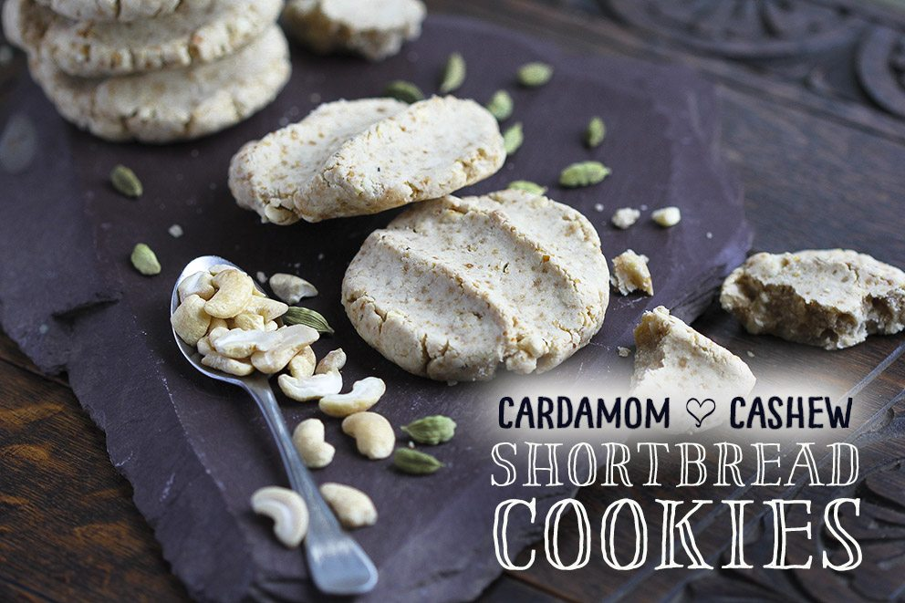Cardamom cookies by Trinity Bourne
