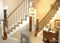 Stair Remodeling Before & After Gallery - Trinity ...