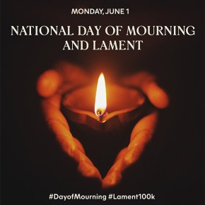 Prayer for the National Day of Mourning and Lament