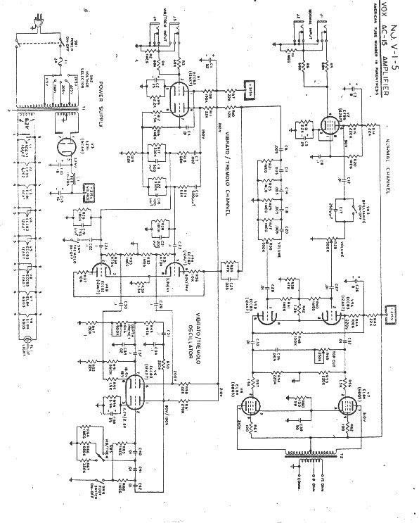 Ac 15 Amp Schematic Wiring