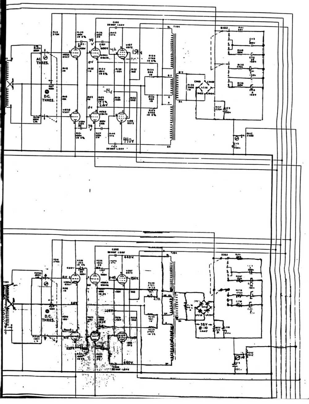 medium resolution of fisher k 10 spacexpander reverb fisher pr 6 preamplifier genelex basic preamps genelex basic tone controls phono eq genelex tape eq bass treble boost