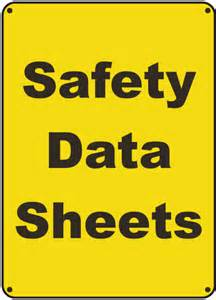 Safety Data Sheets SDS Trio Forest Products Inc