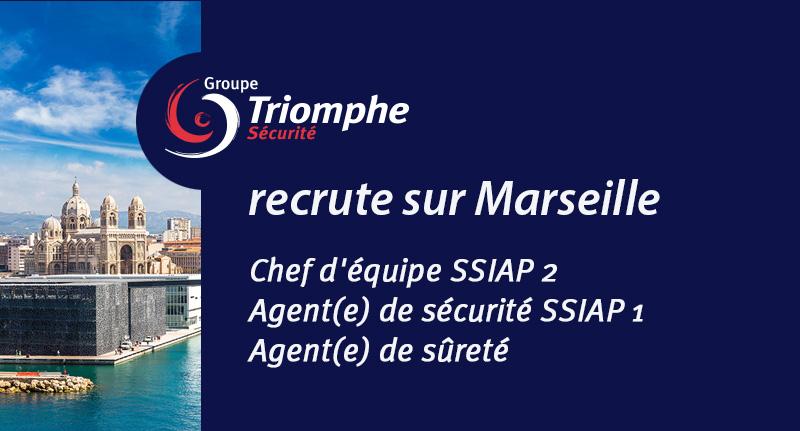 Triomphe Sécurité Marseille
