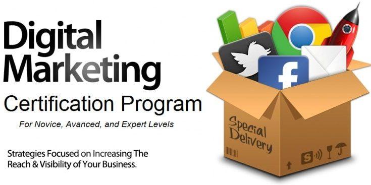 5 Best Certifications for Online Marketing | Gerald Pilcher