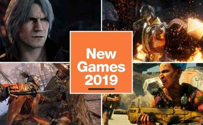 Top 10 Upcoming Video Games Of 2019 Trionds