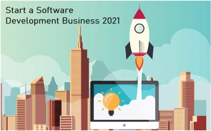 Start software development