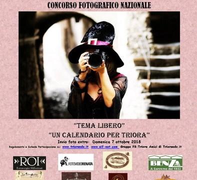 """TRIORA 5° """"MEMORIAL ANGELO PAVAN"""" CONCORSO FOTOGRAFICO NAZIONALE"""