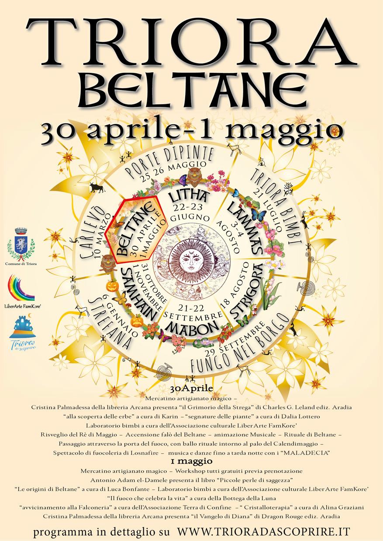 Triora Beltane 2019  –  30 aprile 1 maggio
