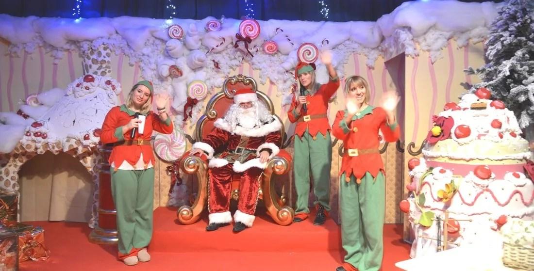 Il villaggio di Natale Flover  Trip4Kids
