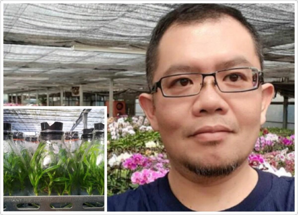 巨匠美語評價-台灣蘭花達人 用英文走向國際