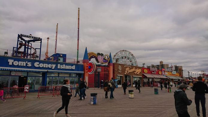 Coney Island & Luna Park